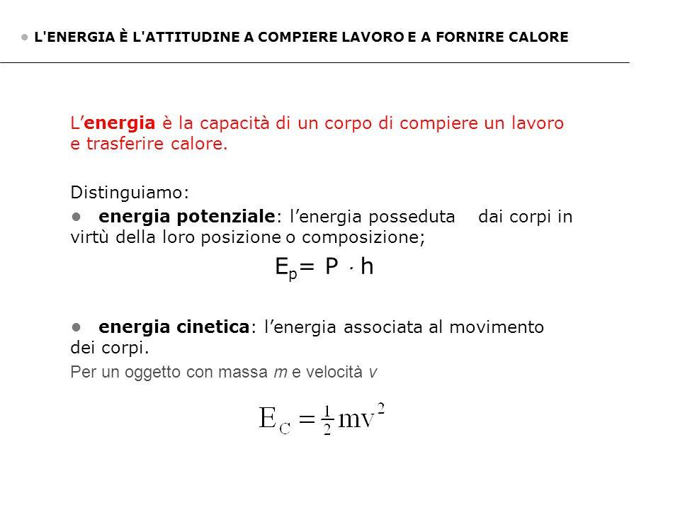 3. Energia, lavoro e calore
