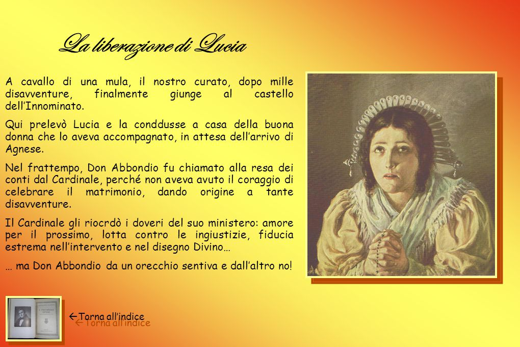 La liberazione di Lucia
