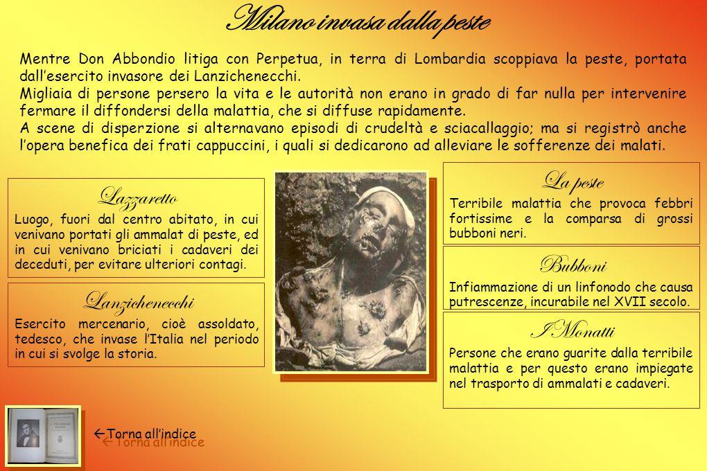 Milano invasa dalla peste