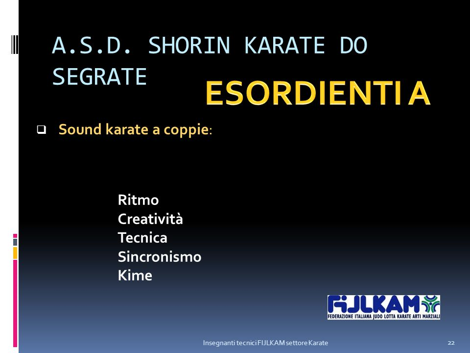A.S.D. SHORIN KARATE DO SEGRATE
