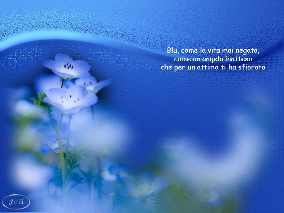 Blu, nel risveglio del mattino oltre il sonno che conforta