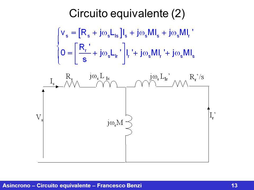 Circuito equivalente (2)