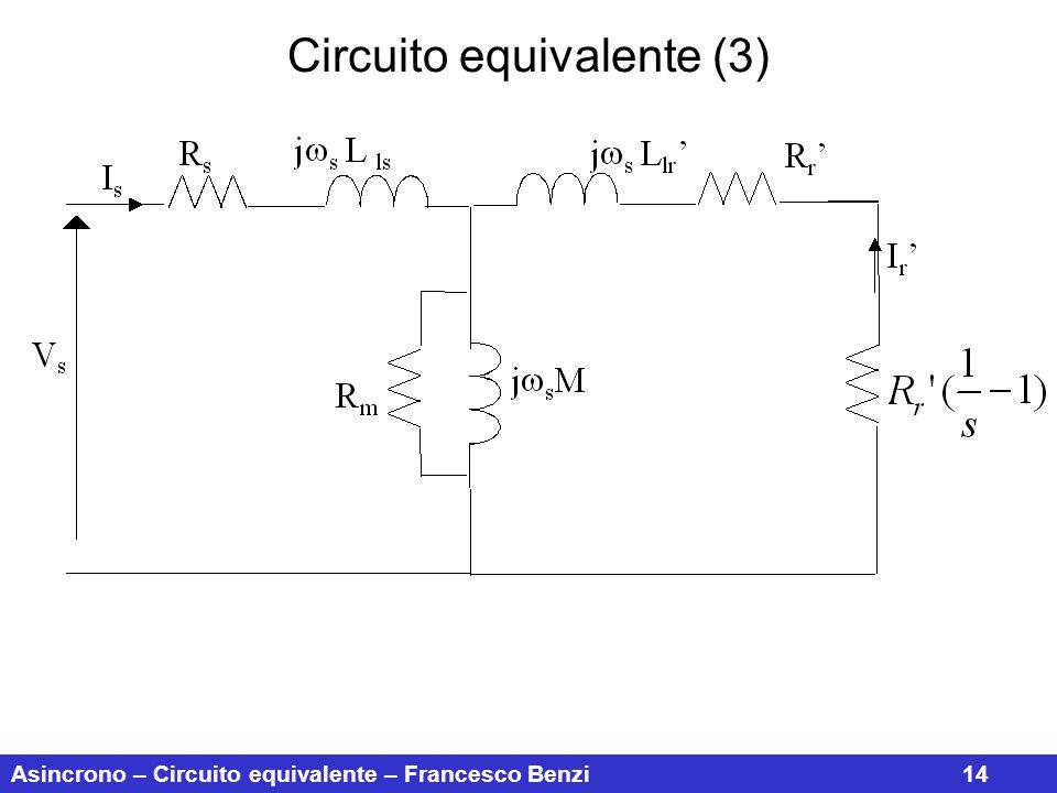 Circuito equivalente (3)