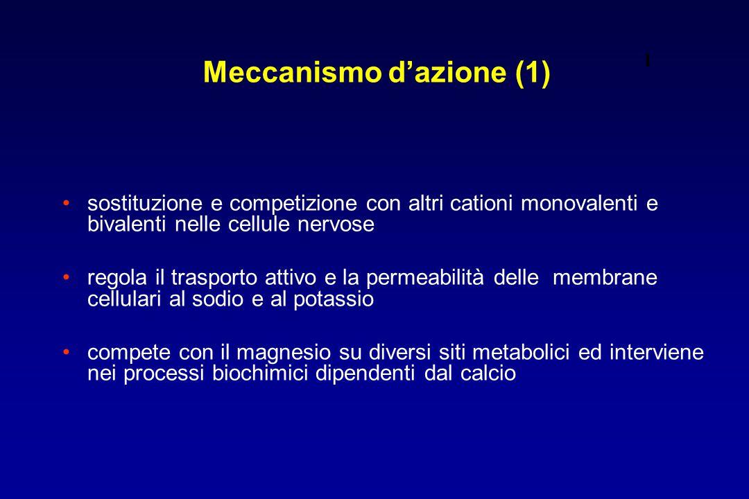 Meccanismo d'azione (1)