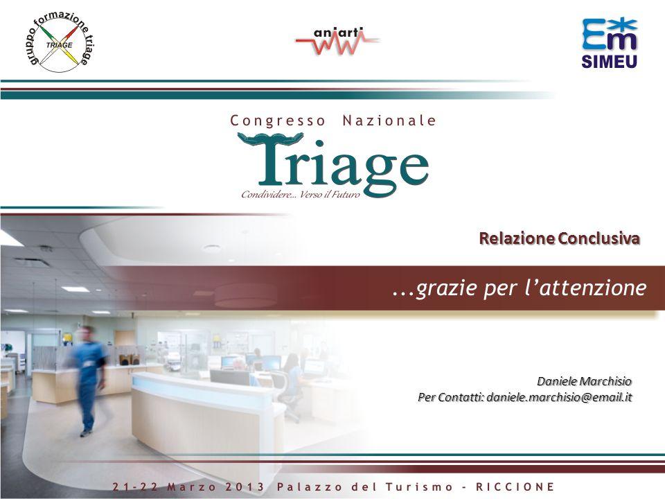 Relazione Conclusiva Daniele Marchisio
