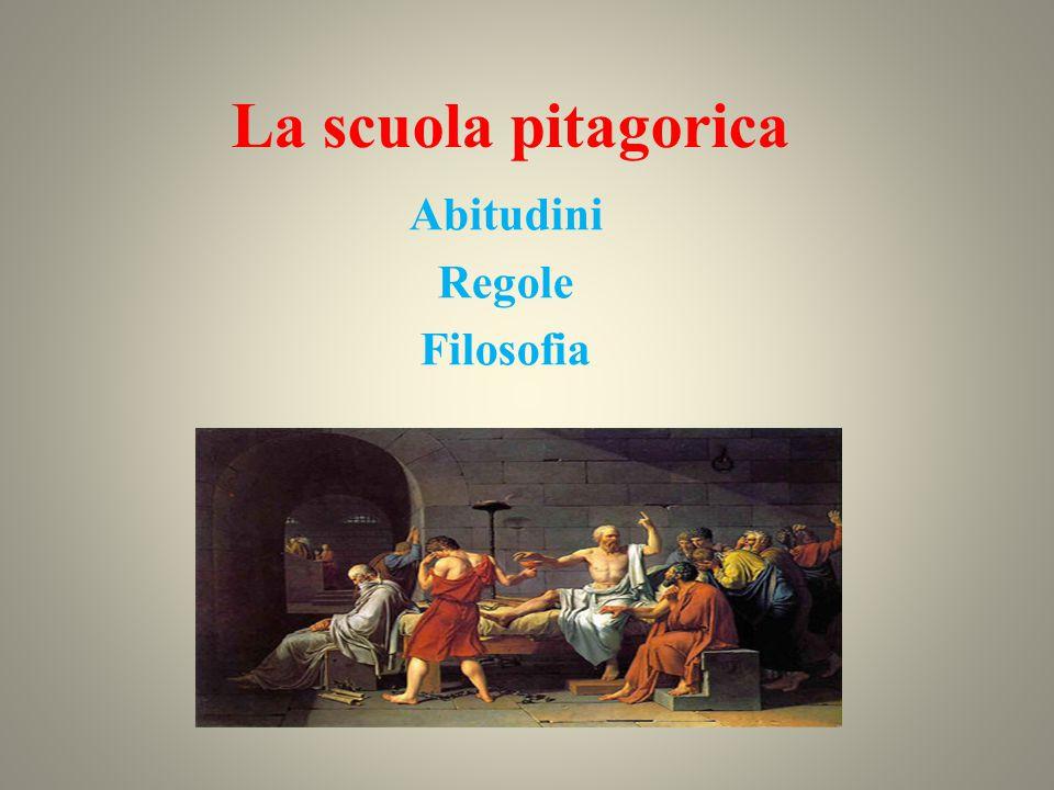 Abitudini Regole Filosofia