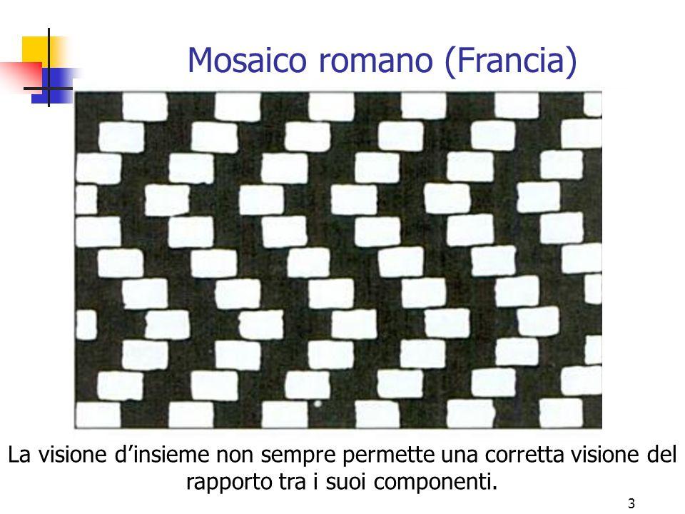 Mosaico romano (Francia)