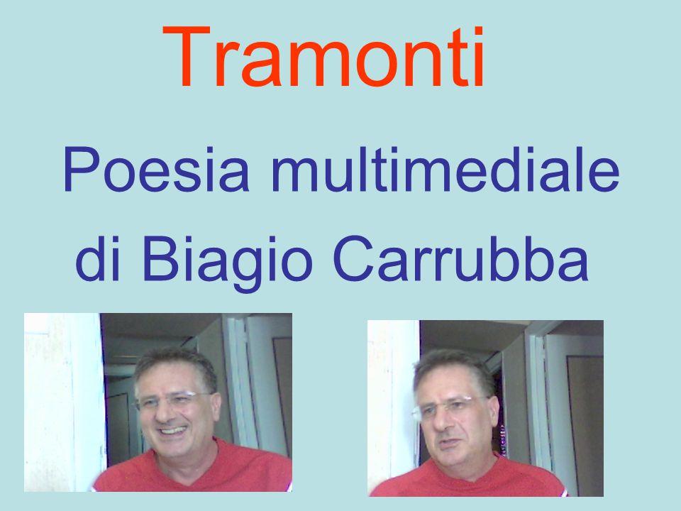 Poesia multimediale di Biagio Carrubba