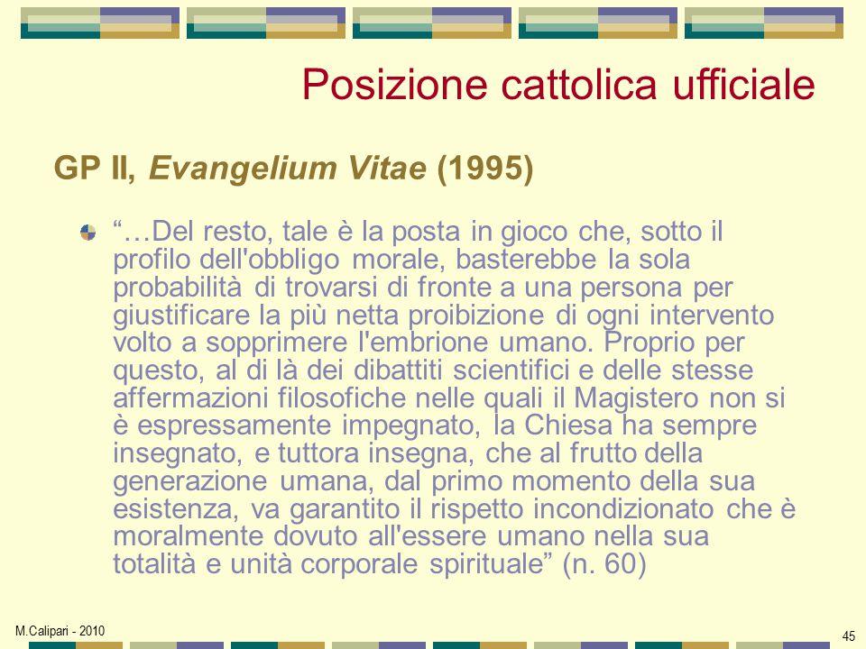 GP II, Evangelium Vitae (1995)