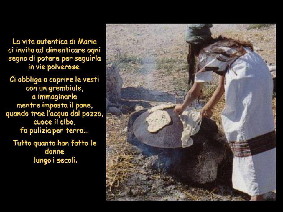Tutto quanto han fatto le donne lungo i secoli.