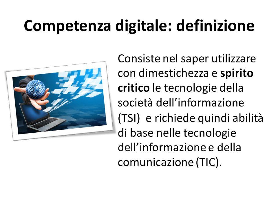 digitale: definizione