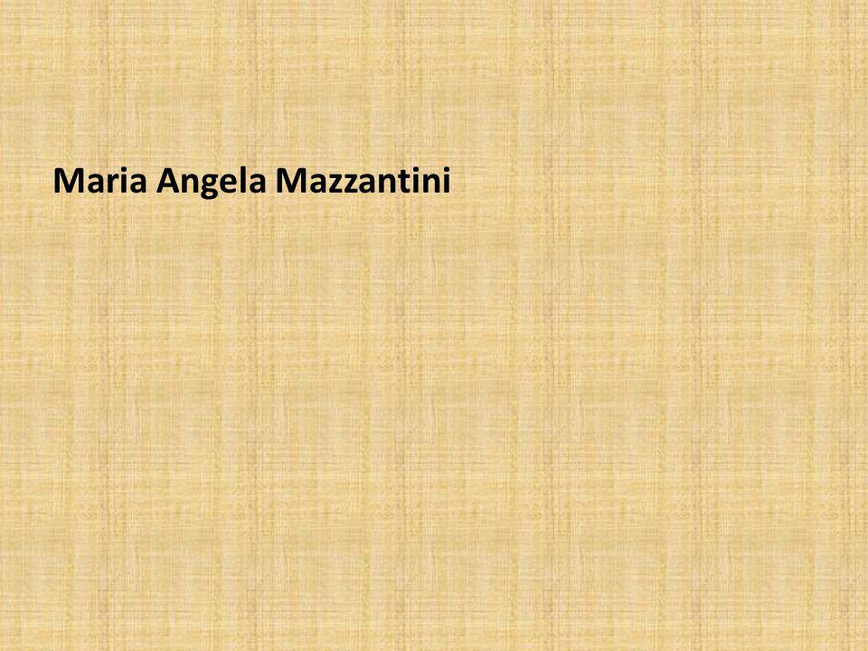 Maria Angela Mazzantini