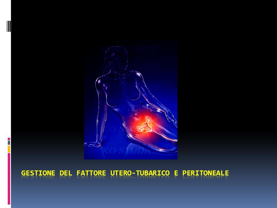 Gestione del fattore utero-tubarico e peritoneale