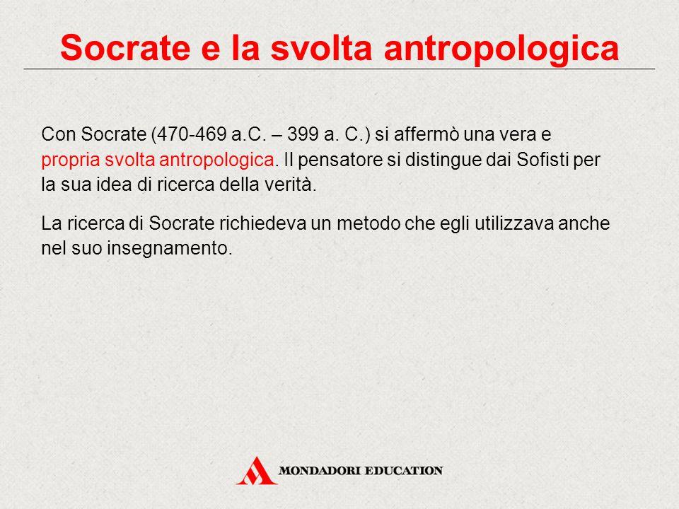 Socrate e la svolta antropologica