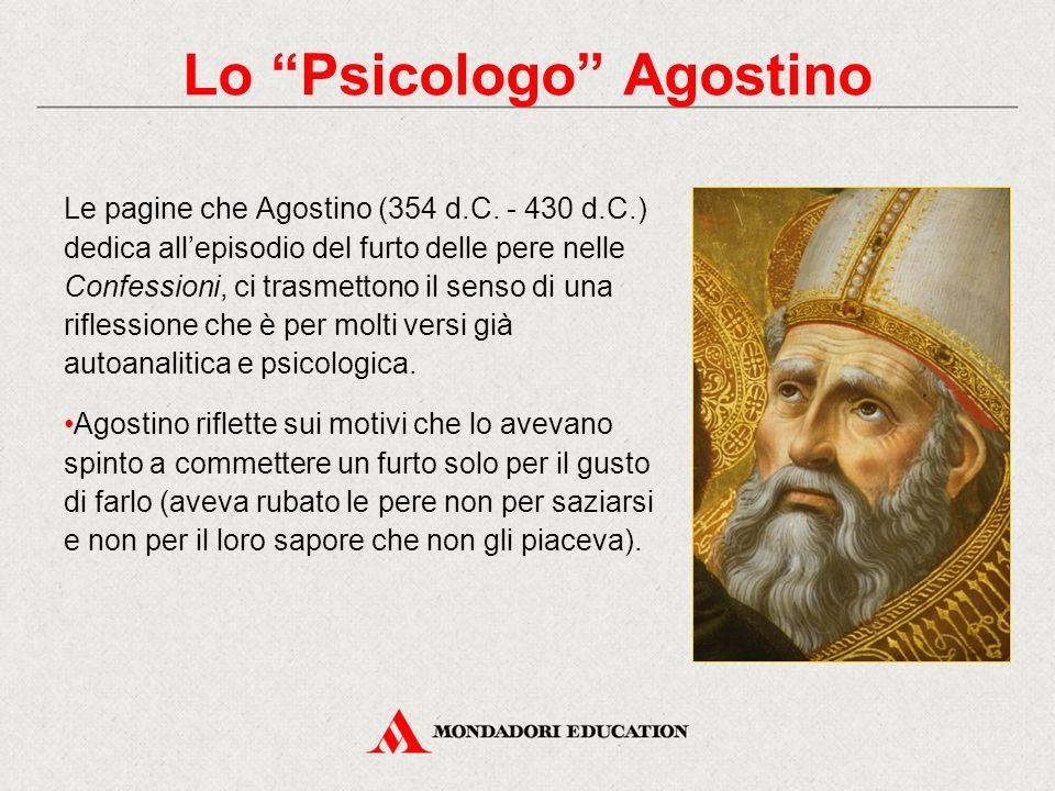 Lo Psicologo Agostino