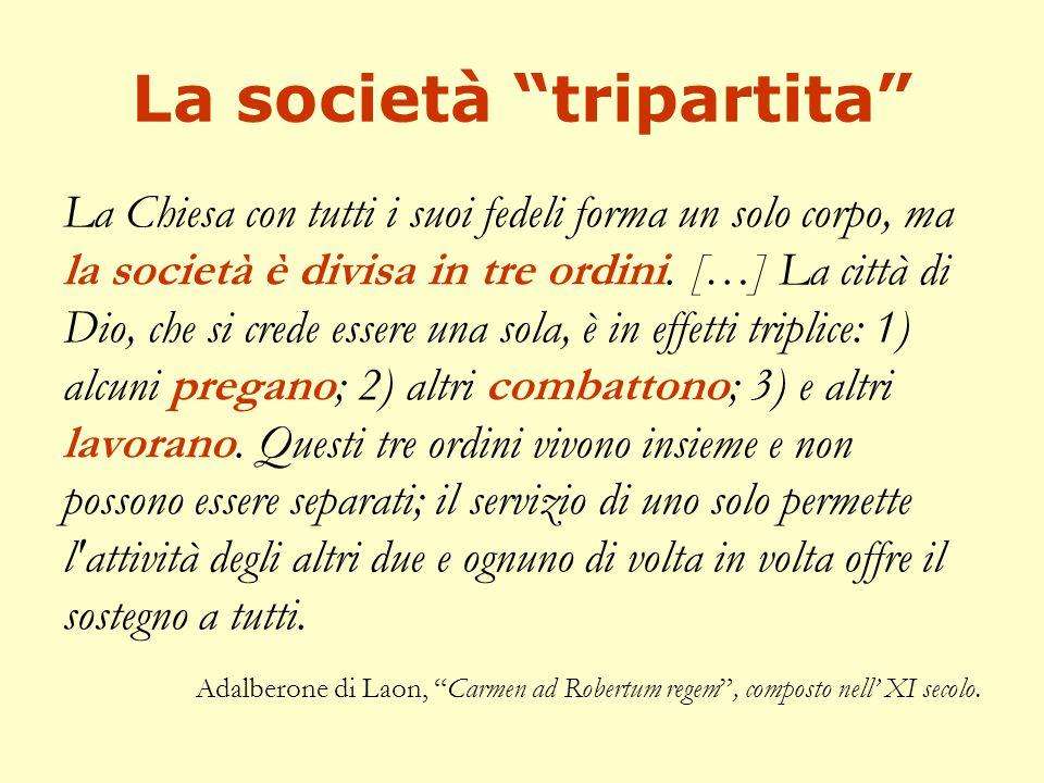 La società tripartita