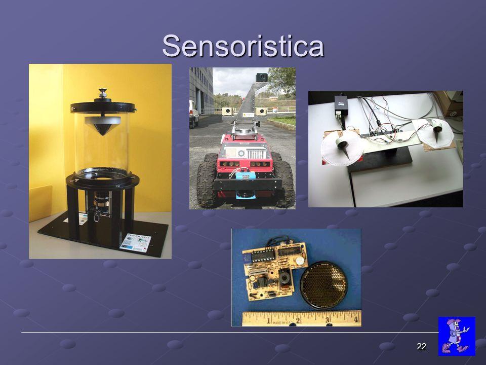 Sensoristica