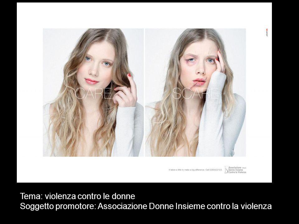 Tema: violenza contro le donne