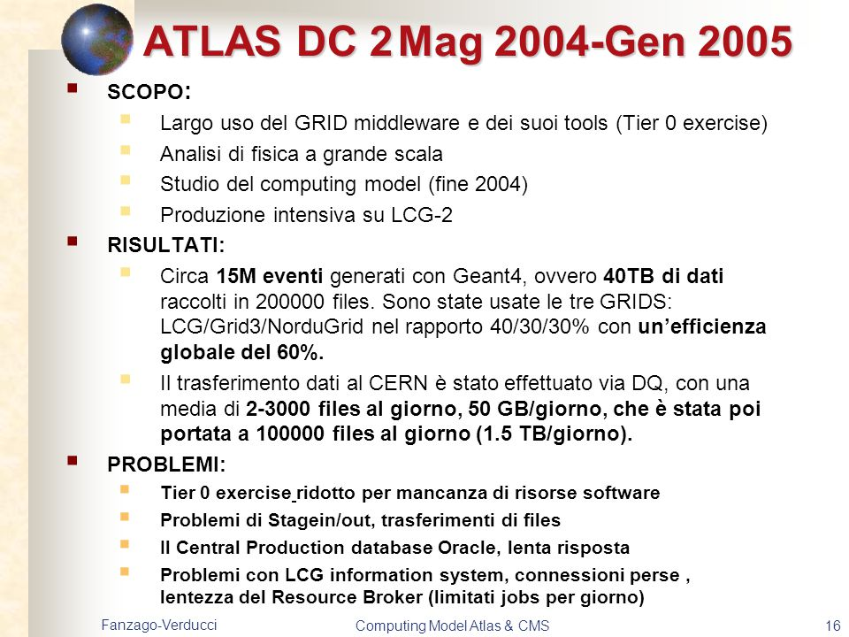Computing Model Atlas & CMS