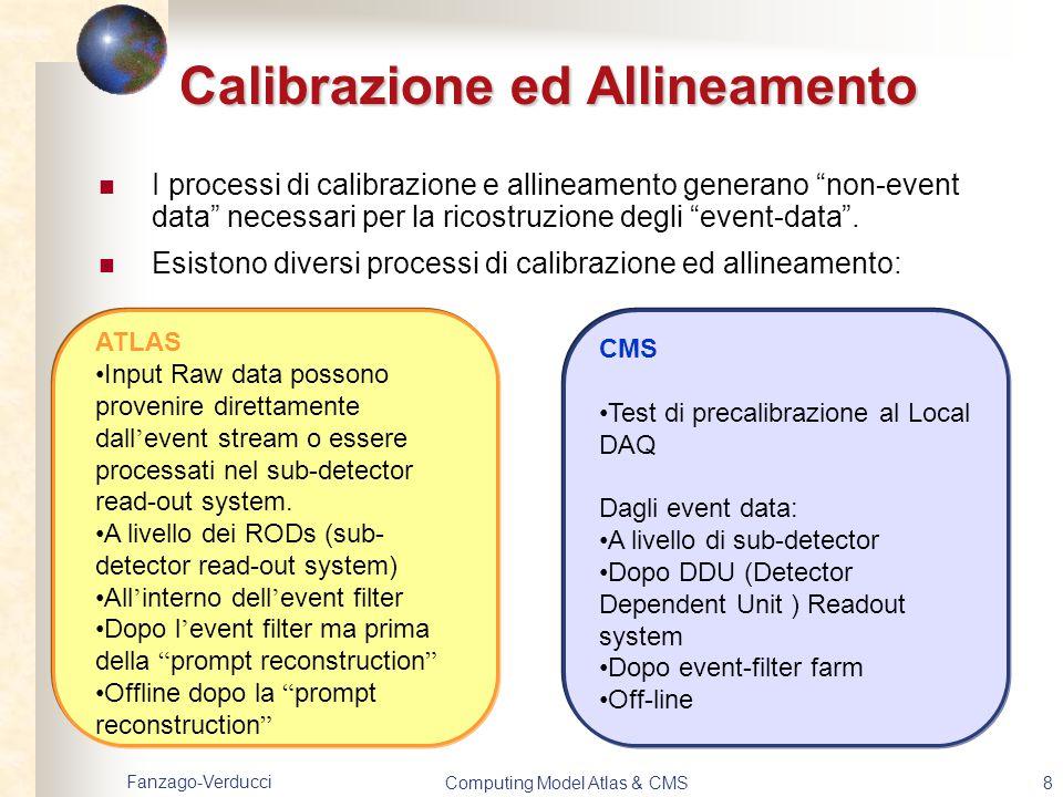Calibrazione ed Allineamento