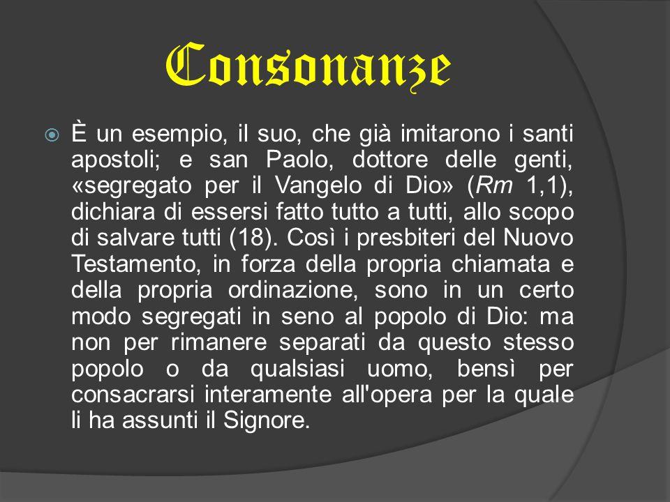 Consonanze