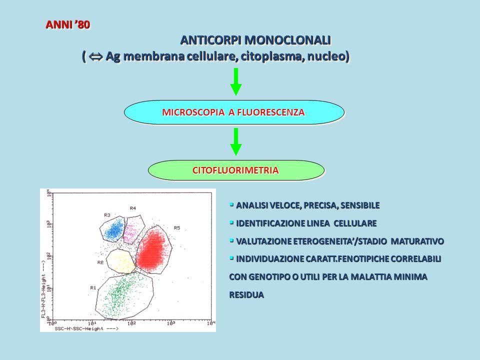 MICROSCOPIA A FLUORESCENZA