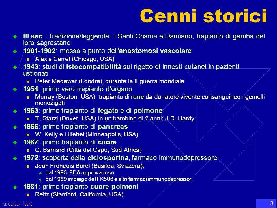 Cenni storici III sec. : tradizione/leggenda: i Santi Cosma e Damiano, trapianto di gamba del loro sagrestano.