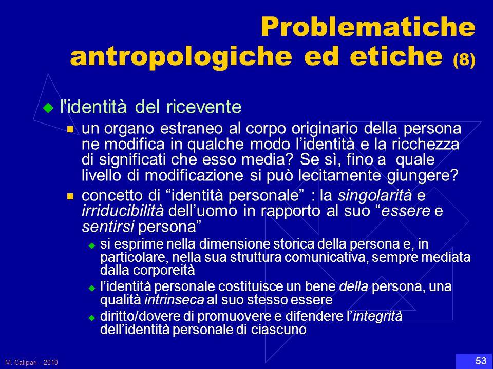 Problematiche antropologiche ed etiche (8)