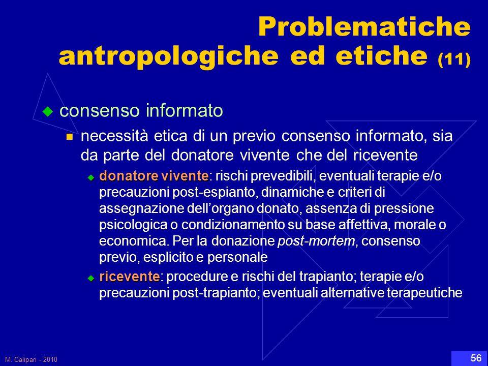Problematiche antropologiche ed etiche (11)