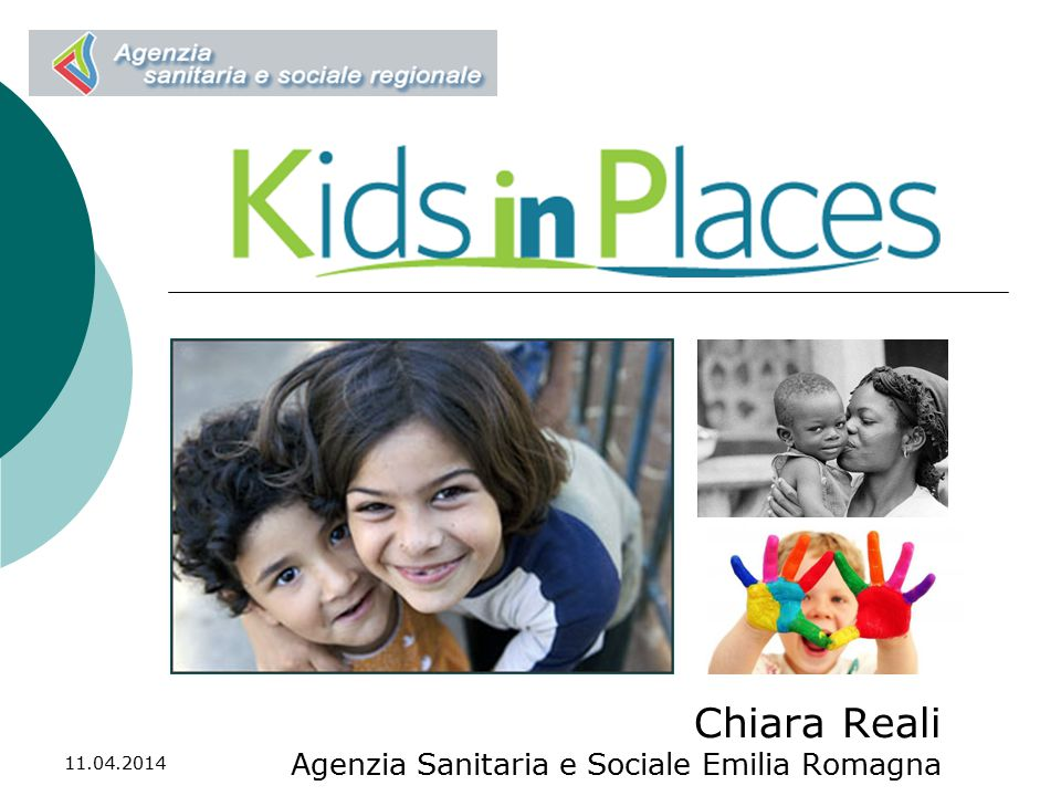 Chiara Reali Agenzia Sanitaria e Sociale Emilia Romagna