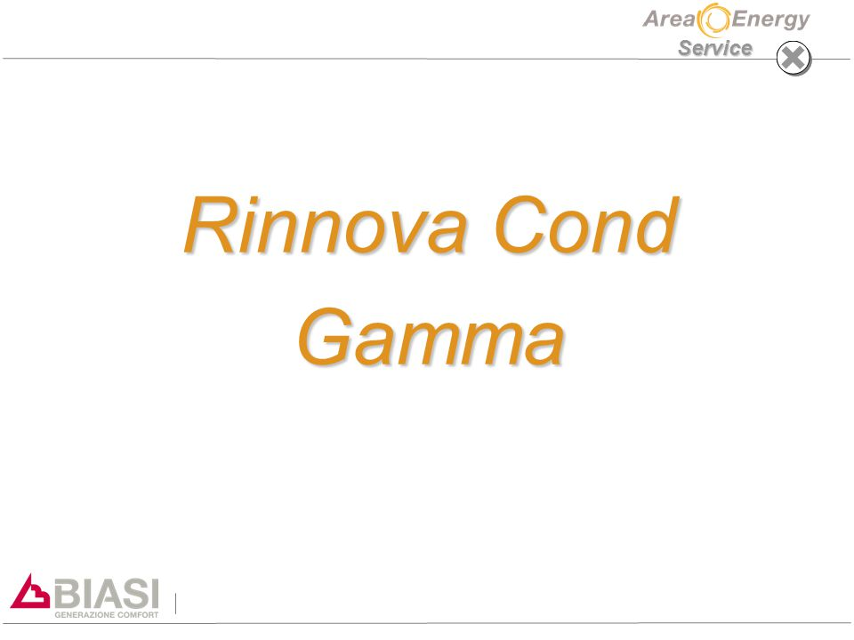 Rinnova Cond Gamma