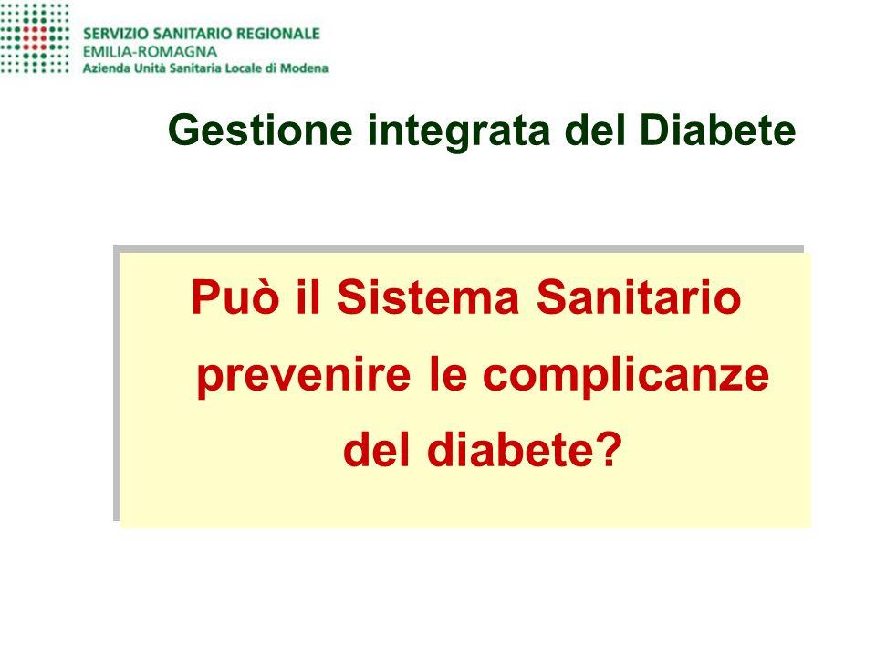 Gestione integrata del Diabete