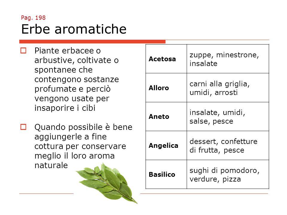 Pag. 198 Erbe aromatiche