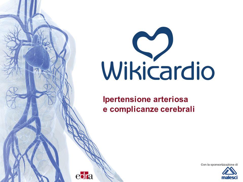 Ipertensione arteriosa e complicanze cerebrali