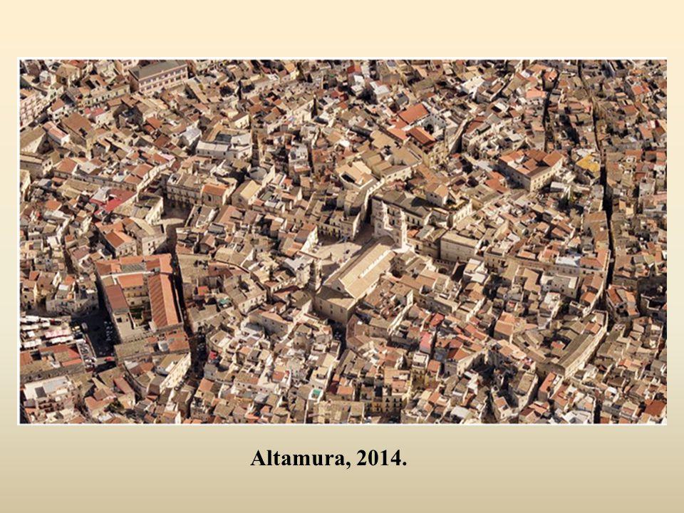 Altamura, 2014.