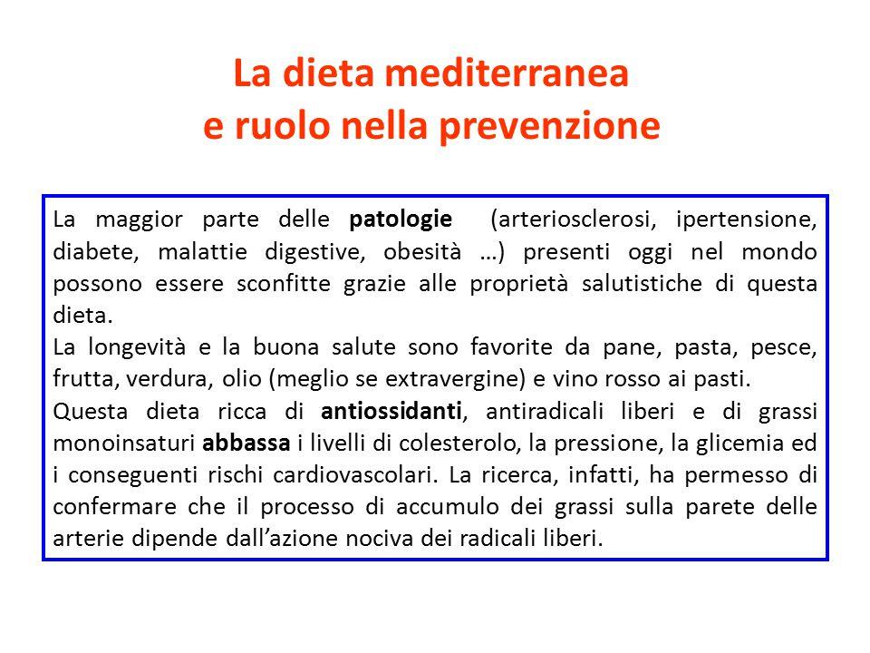 e ruolo nella prevenzione