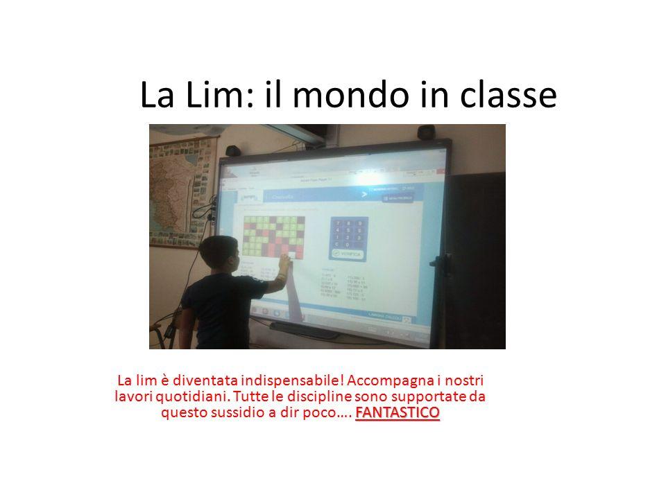 La Lim: il mondo in classe