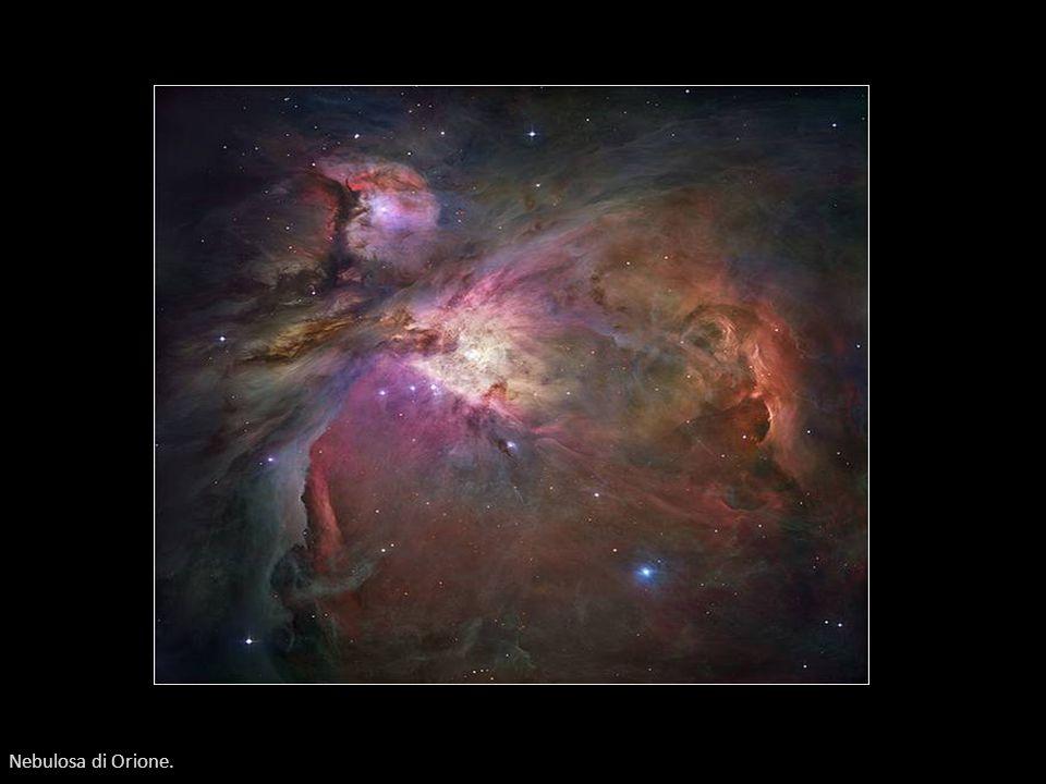 Nebulosa di Orione.