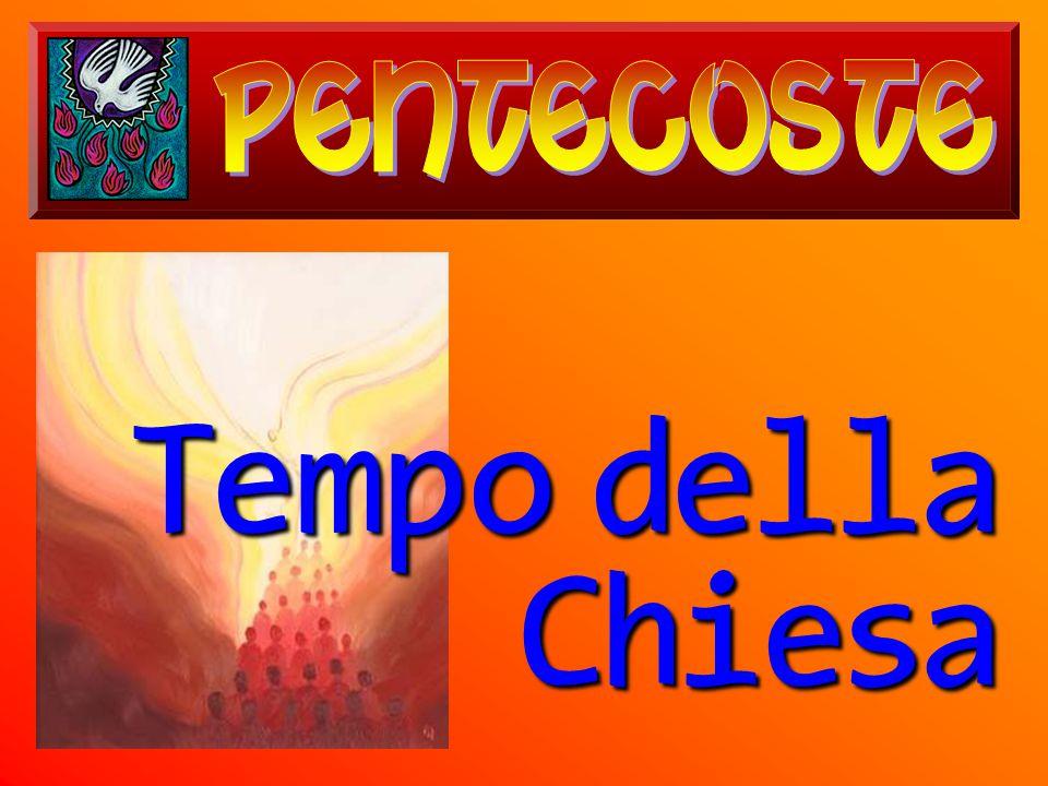 pentecoste Tempo della Chiesa