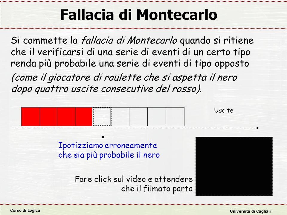 Fallacia di Montecarlo