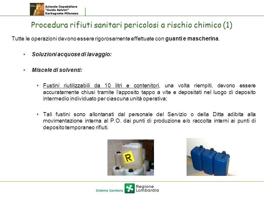 Procedura rifiuti sanitari pericolosi a rischio chimico (1)