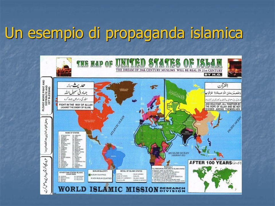 Un esempio di propaganda islamica