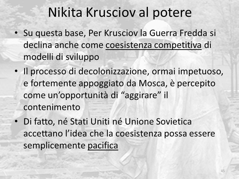 Nikita Krusciov al potere