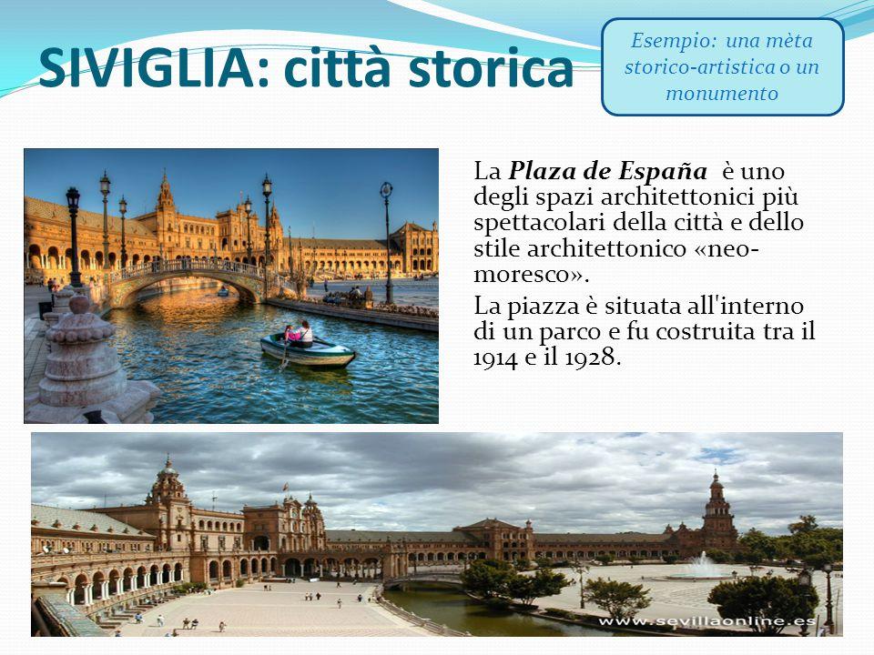 SIVIGLIA: città storica