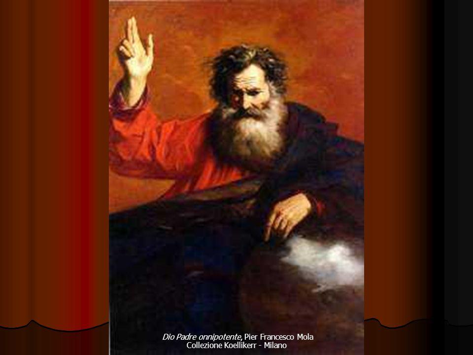 Dio Padre onnipotente, Pier Francesco Mola