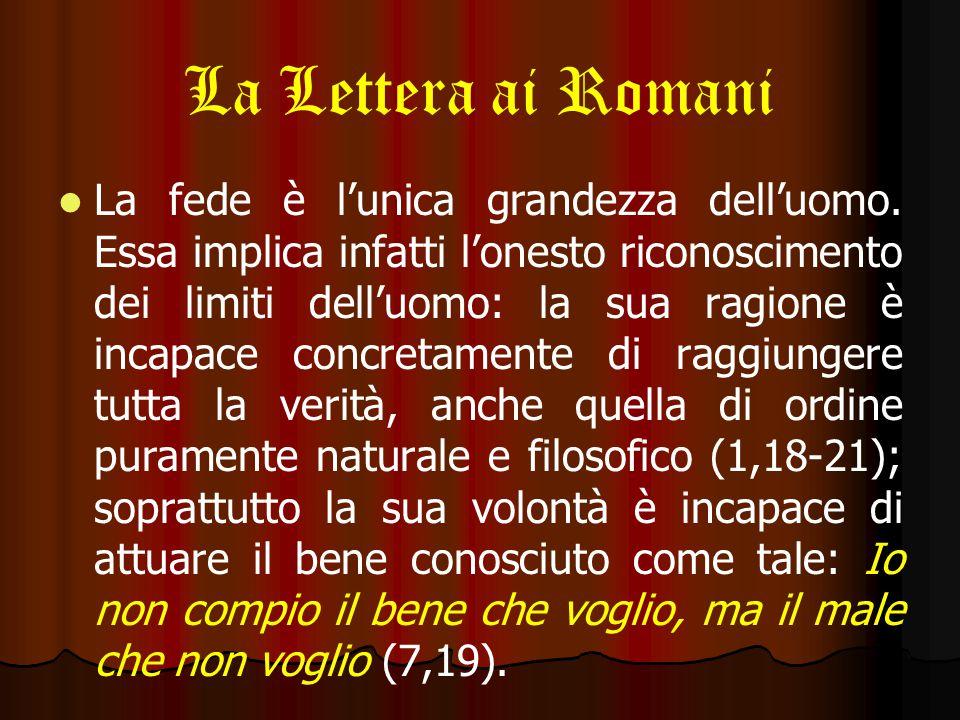 La Lettera ai Romani