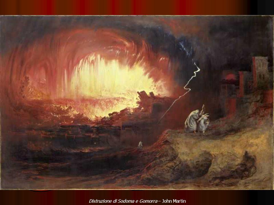Distruzione di Sodoma e Gomorra – John Martin