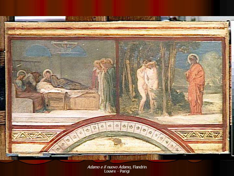 Adamo e il nuovo Adamo, Flandrin