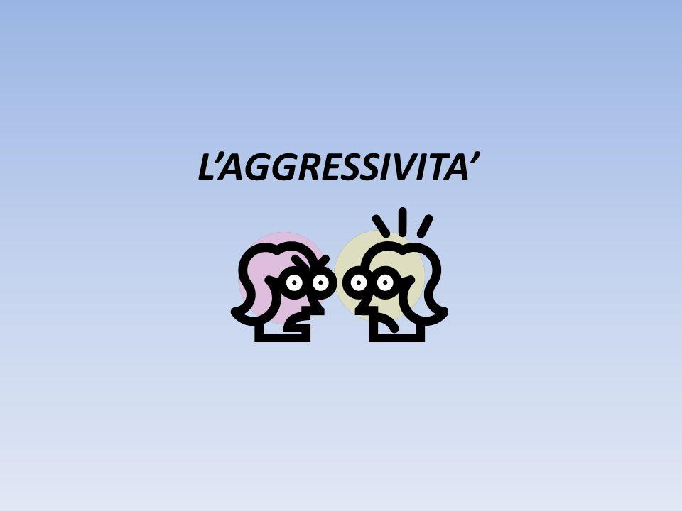 L'AGGRESSIVITA'