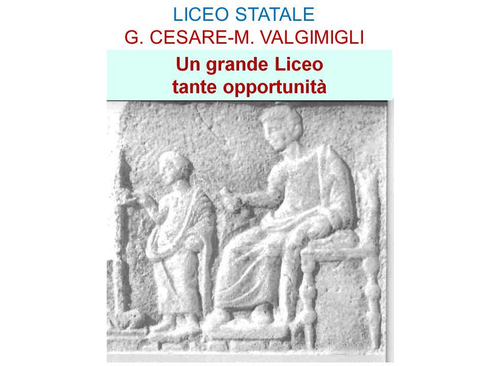 LICEO STATALE G. CESARE-M. VALGIMIGLI RIMINI